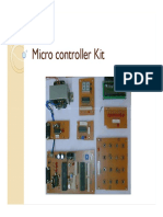 Microcontroller Education Kit