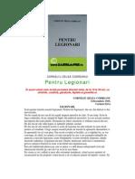 Pentru Legionari - Corneliu Zelea Codreanu