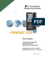 Frenic Lift Guia Rapida