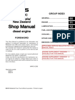 fuso fighter engine manual