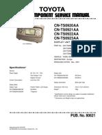 Manual Yaris 2004