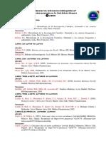 10 Dr. Raúl Beltrán Orbegoso Referencias Bibliográficas