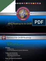 C4ISR Roadmap Briefing