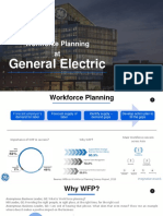 Workforce Planning at GE