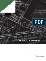 Download Modul Panduan Belajar AutoCAD Untuk Pemula Lengkap.docx