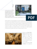 Historia de Las Cafeterías en México