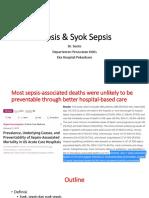 Sepsis & Septic Shock