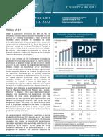Informe FAO sobre el arroz