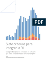 7 Criterios Tableau Para Introducir BI en La Empresa