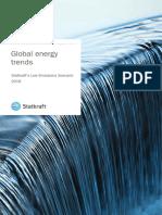 Global Energy trend
