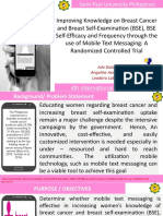 Improving Knowledge on Breast Cancer and Breast Self.pptx