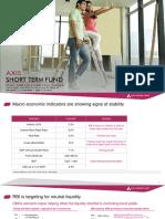 Axis Short Term Fund - PPT - Dec 18