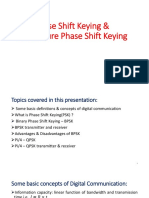 Phase Shift Keying-1