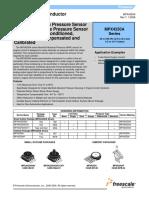 MPX4250A datasheet