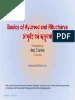 ayurved ritucharya