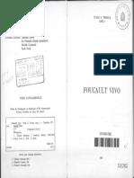 Tronca, I. A. Foucault vivo.pdf