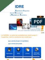 Presentation Ceidre Fr en 2013