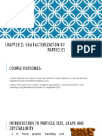 Chap2 Characterization of Particles