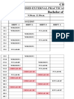 5795 Re Revised Final Practical Date Sheet(30 Student Group)(Applied Sciences) Chemistry Group