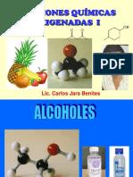 9-alcoholes, éteres, aldehídos y cetonas