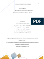 Trabajo Colaborativo Fase 2. Diagnostico Empresarial-1