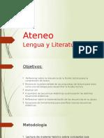 Ateneo Lengua