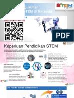 Ke Arah Pengukuhan Pendidikan STEM Di Malaysia