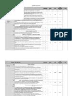 GAP ISO 14001 2015 ejemplo