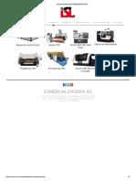 Comercializadoraisl _ MAQUINAS CNC