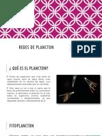 Redes de Plancton