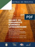 Balance del Pensamiento Economico Latinoamericano.pdf