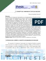 inmanencia en deleuze.pdf
