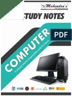 Study Notes Computer Eng 23-03-18
