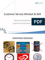Materi Tayang - Building Customer Service Mindset & Skill  06_04_2014.pptx
