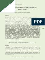 Artigo Revista EXITUS. Ensino Da Literatura.brasil.portugal