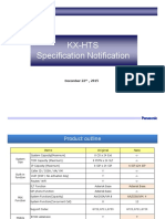 KX-HTS Product Specification(R1.2) Final_version