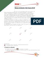 Topcon ES-65 Guía de Manejo