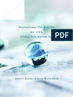 International Tax Evasion in the Global Information Age (David S. Kerzner, David W. Chodikoff)