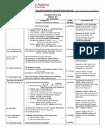 Grade 10 - Course Outline
