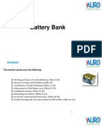 Auro Battery Bank PPT - Copy
