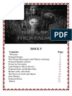 Keepers Of The Realms Issue 5 November Issue