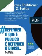 Empresas Públicas: Fakes & Fatos