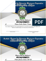 Diplomas Jurado