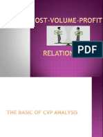 Group 2 CVP Relation