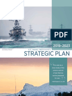 U.S. Naval Institute's Strategic Plan, 2019–2023