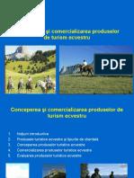 Crearea Şi Comercializarea Produselor de Turism Ecvestru 2003