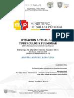 SITUACIÓN ACTUAL DE LA TUBERCULOSIS. HGL.docx