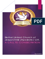 BUCJCUK Call to Consecration 2019