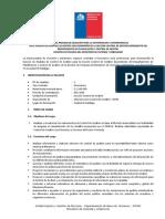 Bases Analista Sección Control de Gestión - DIFIN. Pub. 27.01.2014.