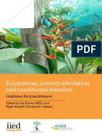 Ecosystems, poverty alleviation and conditional transfer.pdf